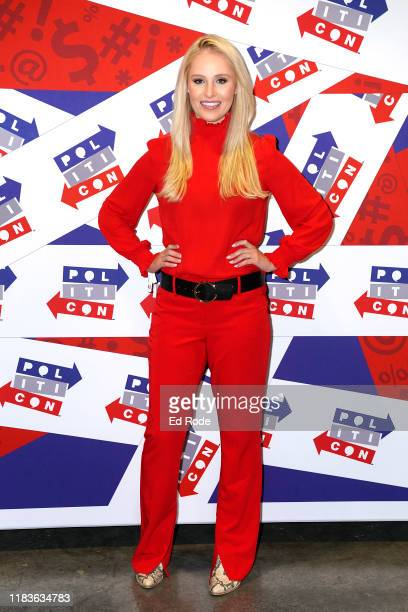 Tomi Lahren attends the 2019 Politicon at Music City Center on October 26 2019 in Nashville Tennessee