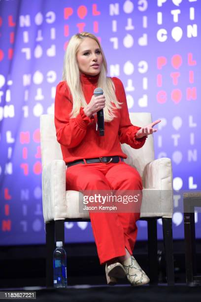 Tomi Lahren speaks onstage during the 2019 Politicon at Music City Center on October 26 2019 in Nashville Tennessee