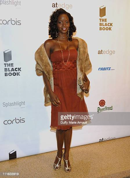 Tomiko Fraser during 4th Annual Lucie Awards at American Airlines Theatre in New York City New York United States