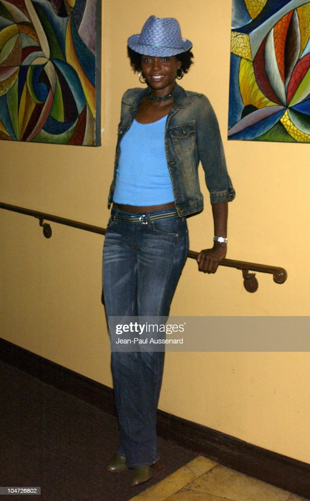 Tomiko Fraser during Exclusive Artists Management Launch Party at The Sunset Room in Hollywood, California, United States.