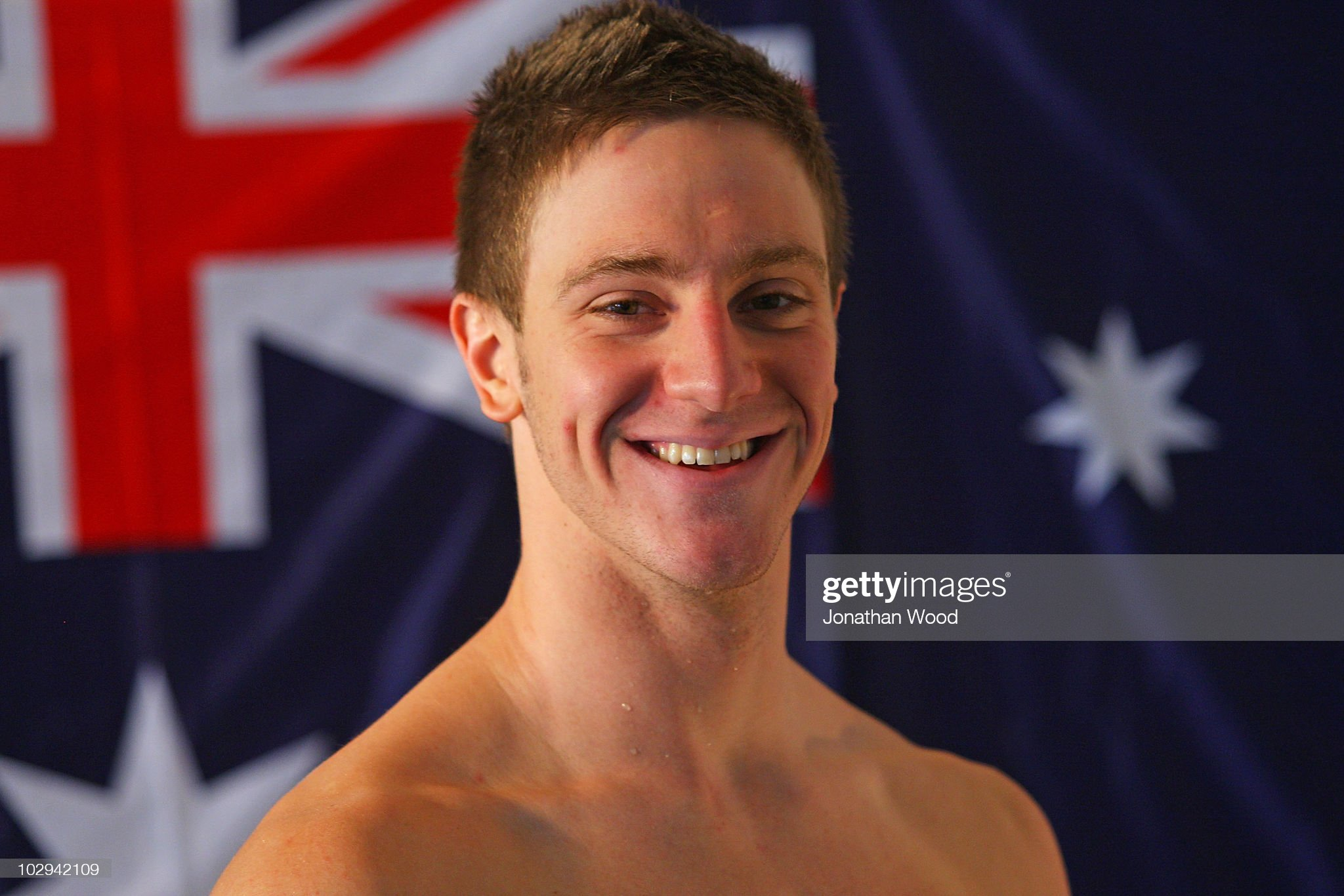 Australian Swim Team Portraits : Fotografía de noticias