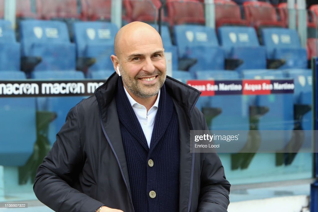Cagliari v SPAL - Serie A : News Photo