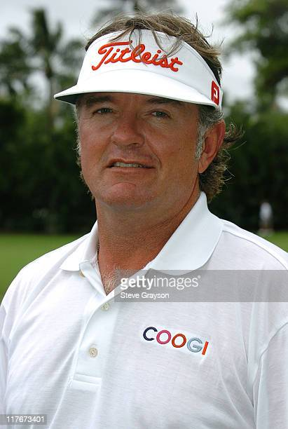 Tommy Armour III in action at the Pro-Am event at the 2004 Sony Open.