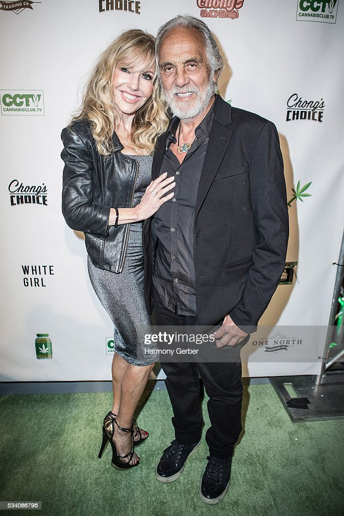 Tommy Chong's Birthday Bash - Arrivals