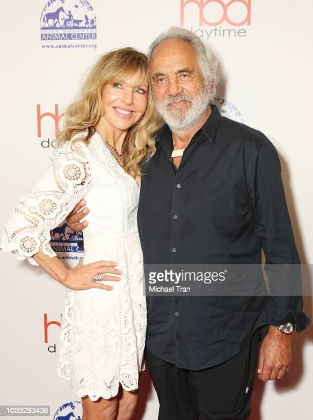 Tommy Chong and Shelby Chong attend the 2018 Daytime Hollywood Beauty Awards held on September 14 2018 in Hollywood California
