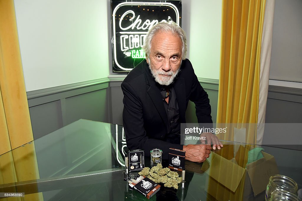 Tommy Chong's Comedy Birthday Bash And Official Launch Party For Chong's Choice