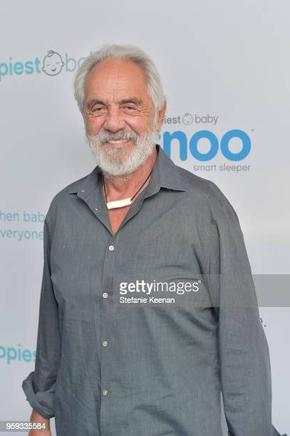 Tommy Chong attends Jessica Biel and Dr Harvey Karp Celebrate Moms Dads and their Favorite Helper the SNOO at Au Fudge Los Angeles on May 16 2018 in...