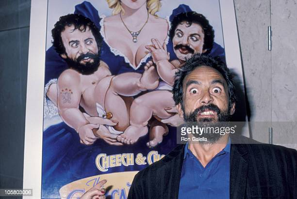 Tommy Chong during The Bounty Westwood Screening at Coronet Theater in Westwood California United States