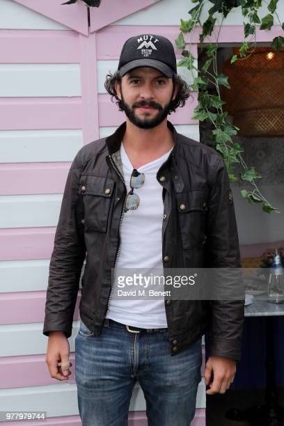 Tommy Clarke attends Veuve Clicquot's Brose on the Roof at Selfridges on June 18 2018 in London England