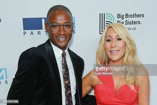 Tommy Davidson and Lori Greiner attend Big Brothers Big Sisters Of Greater Los Angeles Big Bash Gala arrivals at The Beverly Hilton Hotel on October...