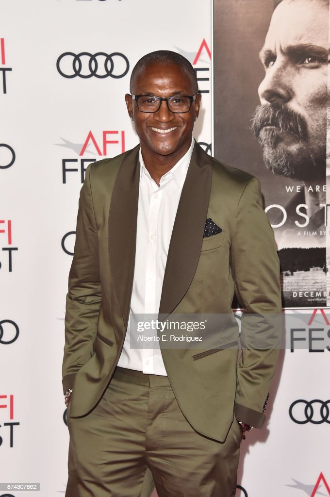 Tommy Davidson attends the screening of 'Hostiles' at AFI FEST 2017 Presented By Audi at TCL Chinese Theatre on November 14, 2017 in Hollywood, California.