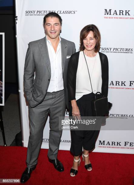 Tommy Davis and Ann Archer attend the Premiere Of Sony Pictures Classics' 'Mark Felt The Man Who Brought Down The White House' at Writers Guild...