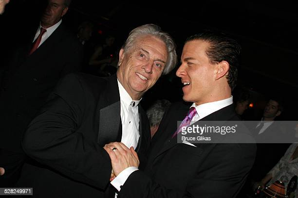 Tommy DeVito and Christian Hoff who plays Tommy DeVito