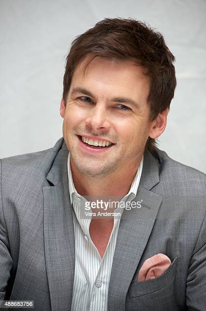 Tommy Dewey at the 'Casual' Press Conference at the Fairmont Royal York on September 15 2015 in Toronto Ontario