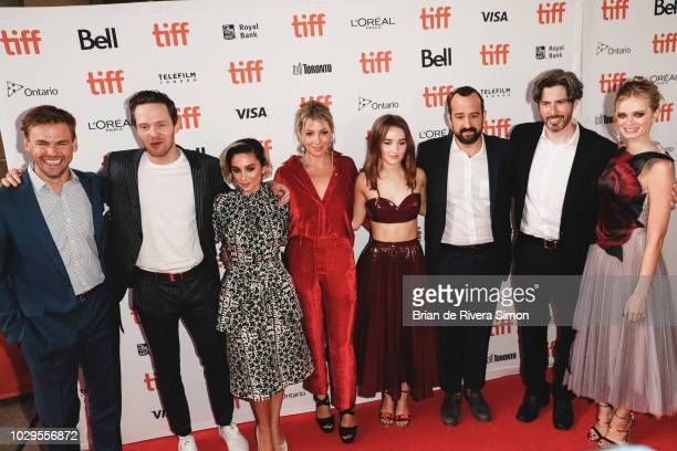 Tommy Dewey Mark O'Brien Molly Ephraim Ari Graynor Kaitlyn Dever Steve Zissis Jason Reitman and Sara Paxton attend 'The Front Runner' premiere at...