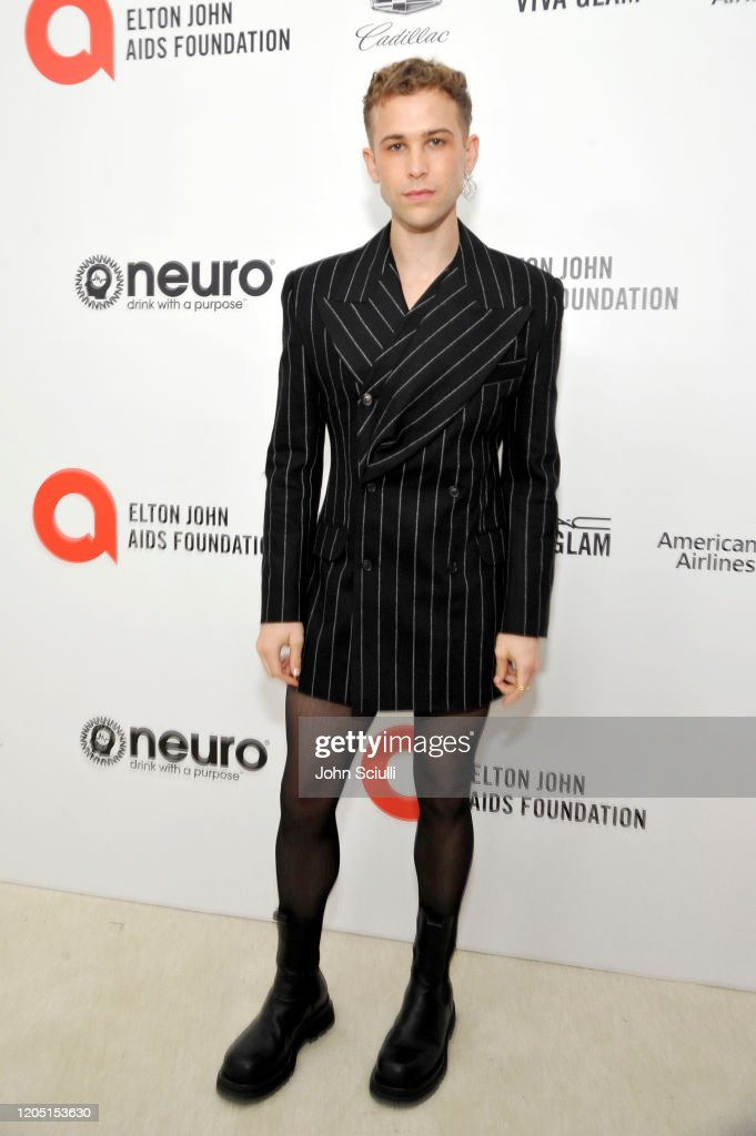 Neuro Brands Presenting Sponsor At The Elton John AIDS Foundation's Academy Awards Viewing Party : News Photo