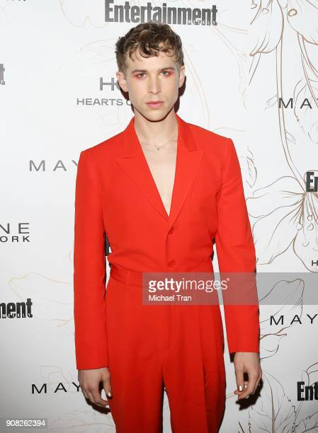 Tommy Dorfman attends the Entertainment Weekly hosts celebration honoring nominees for The Screen Actors Guild Awards held on January 20 2018 in Los...