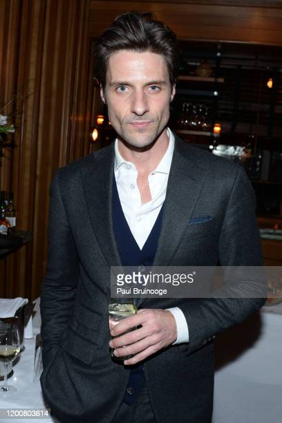Tommy Dunn attends MAC Nordstrom And The CFDA Host The After Party For The Times Of Bill Cunningham at Bistrot Leo on February 13 2020 in New York...