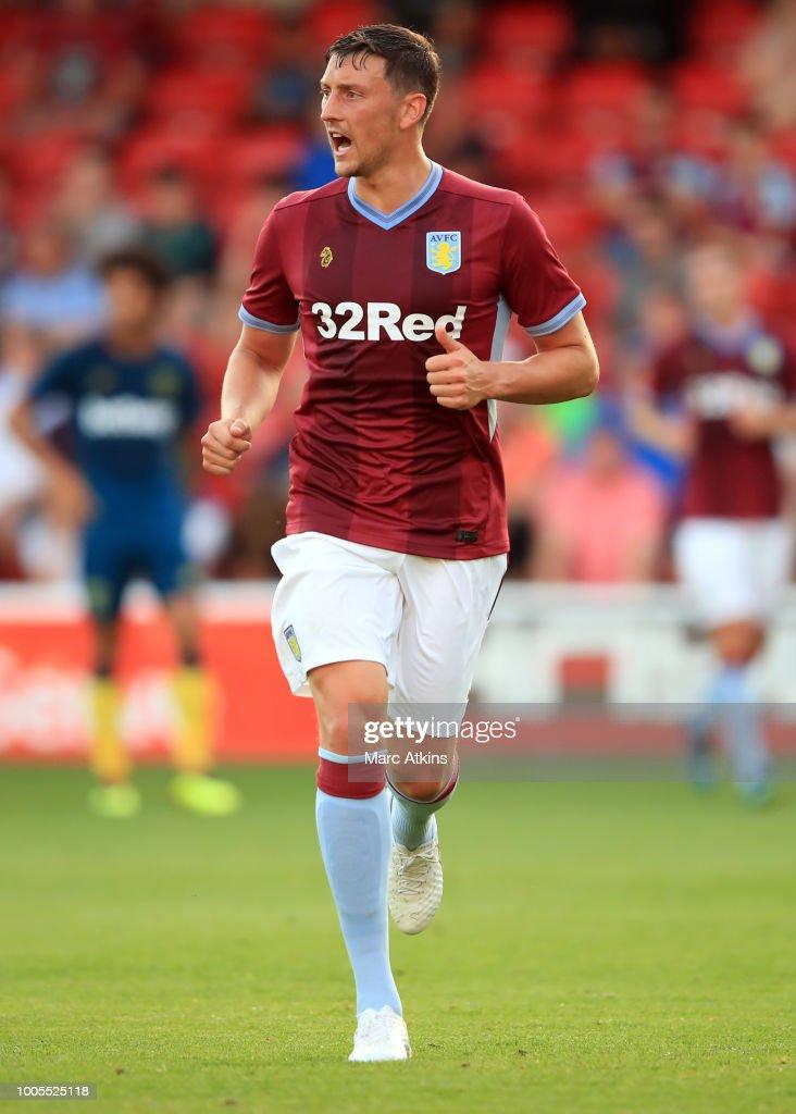 Aston Villa v West Ham United - Pre-Season Friendly : News Photo