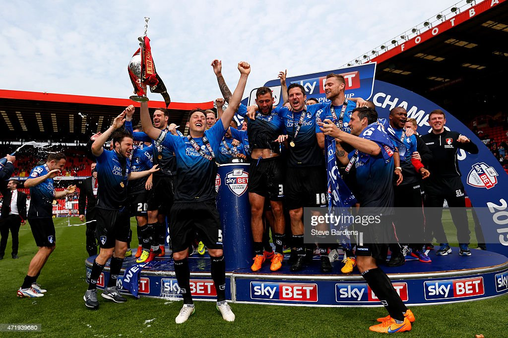 Charlton Athletic v AFC Bournemouth - Sky Bet Championship : News Photo