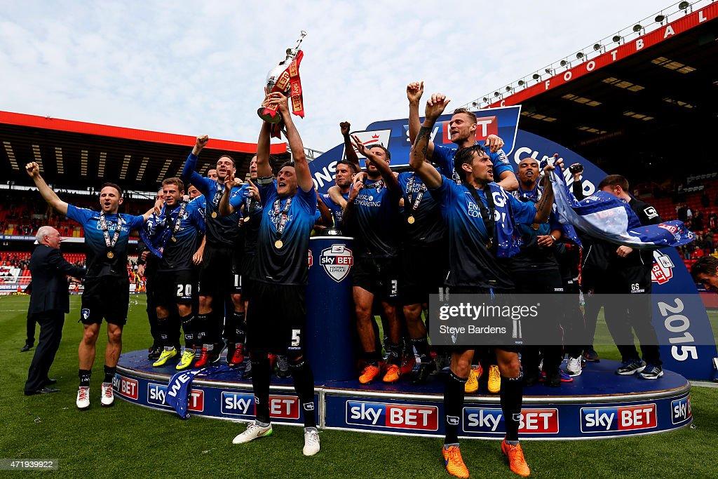Charlton Athletic v AFC Bournemouth - Sky Bet Championship : News Photo