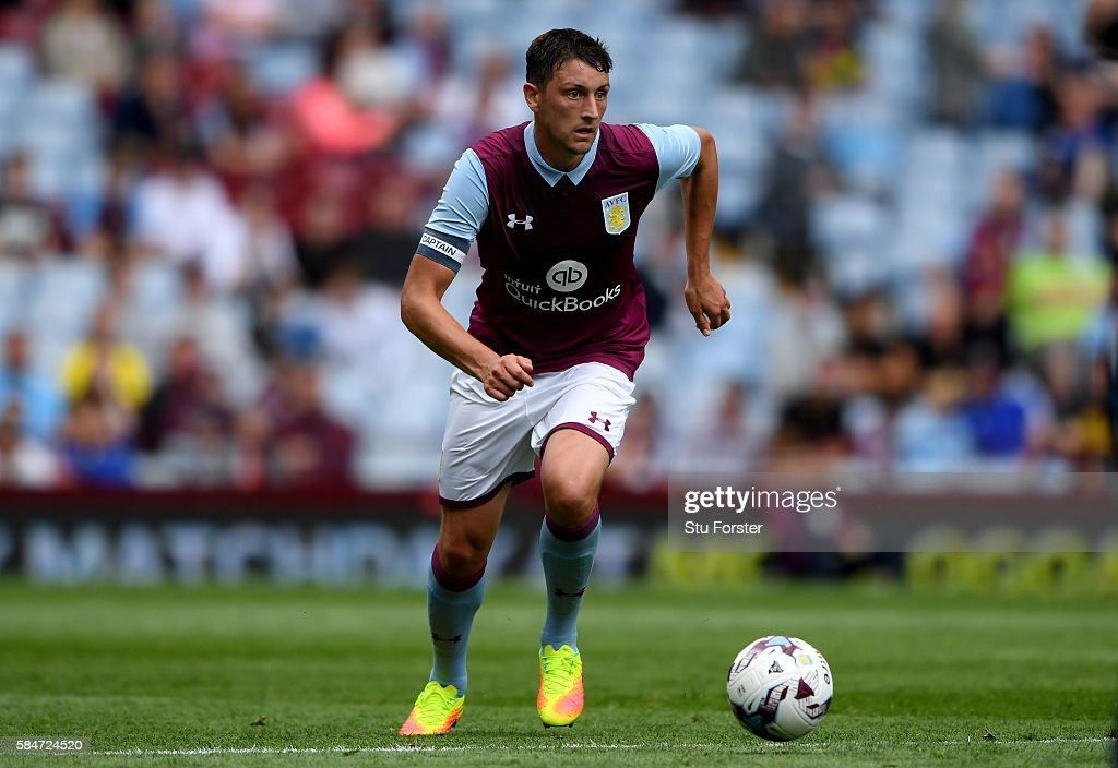 Aston Villa v Middlesbrough - Pre-Season Friendly : News Photo