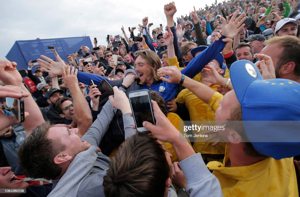 Ryder Cup 2018 day three : News Photo