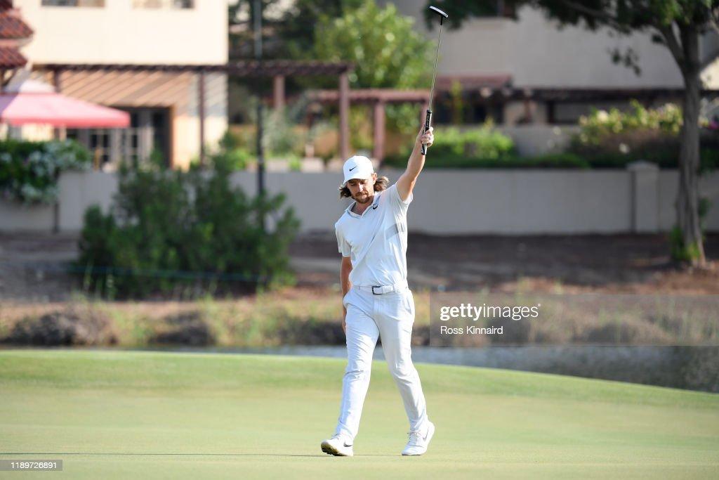 DP World Tour Championship Dubai - Day Four : News Photo