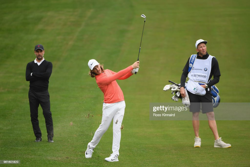 BMW PGA Championship - Previews : ニュース写真