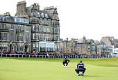 st andrews scotland tommy fleetwood england