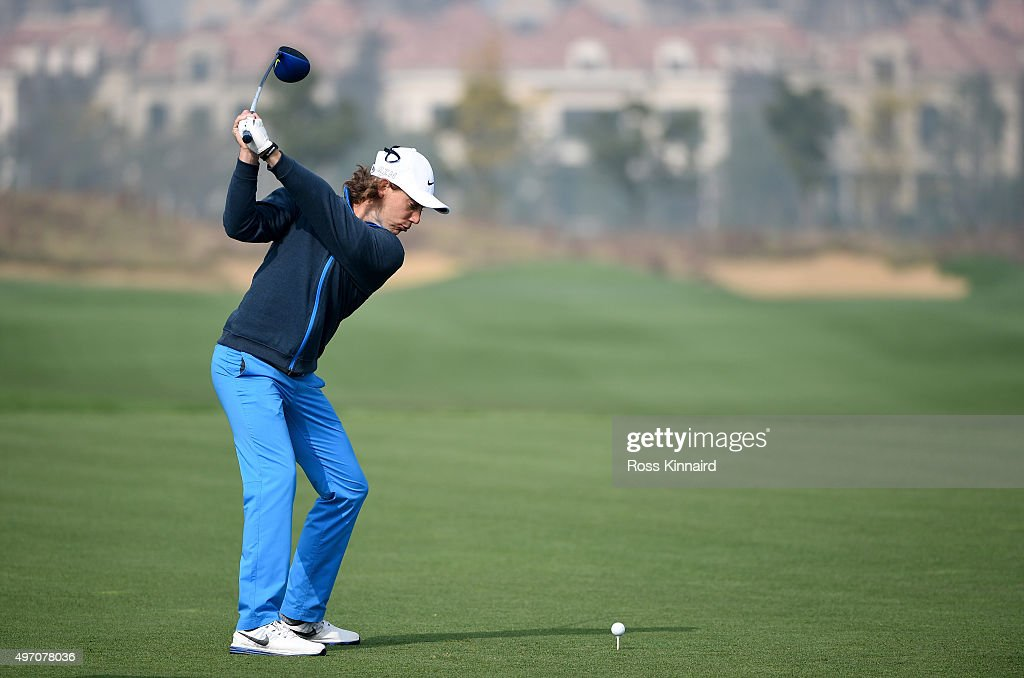 BMW Masters - Day Three : News Photo