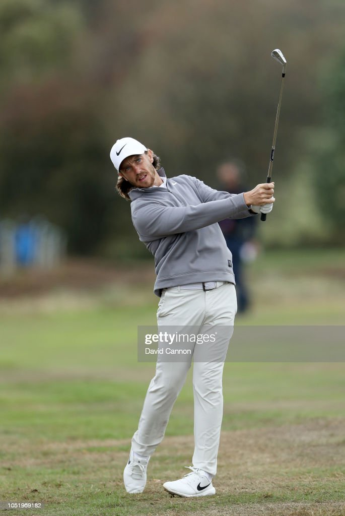 Sky Sports British Masters - Day Two : ニュース写真