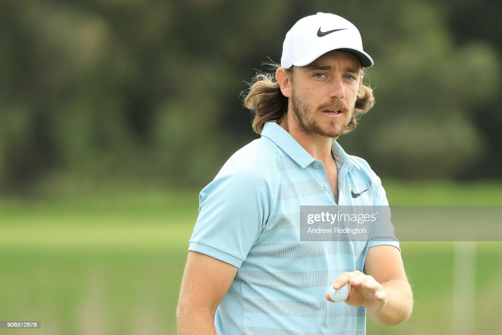 Abu Dhabi HSBC Golf Championship - Day One