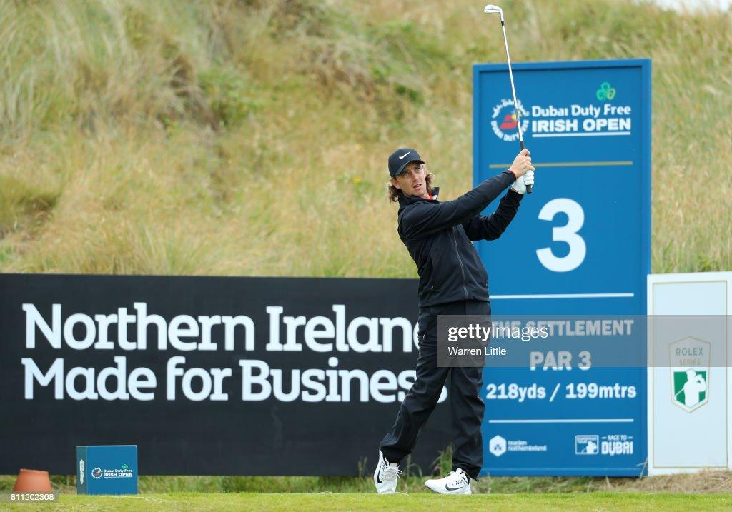 Dubai Duty Free Irish Open - Day Four : News Photo