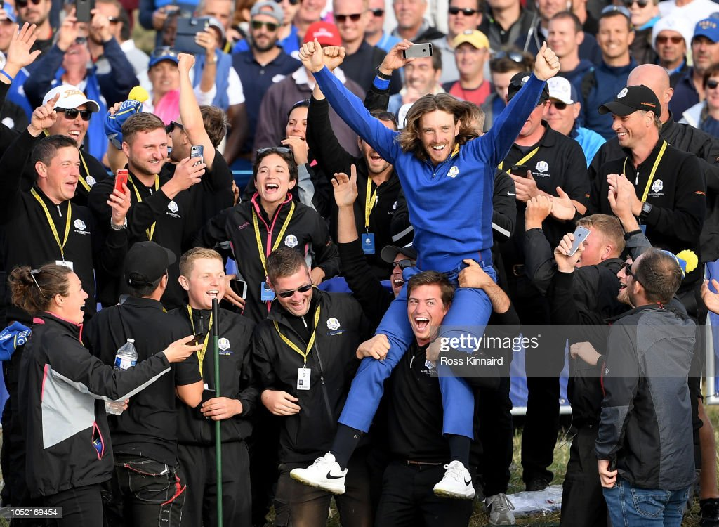 2018 Ryder Cup : News Photo