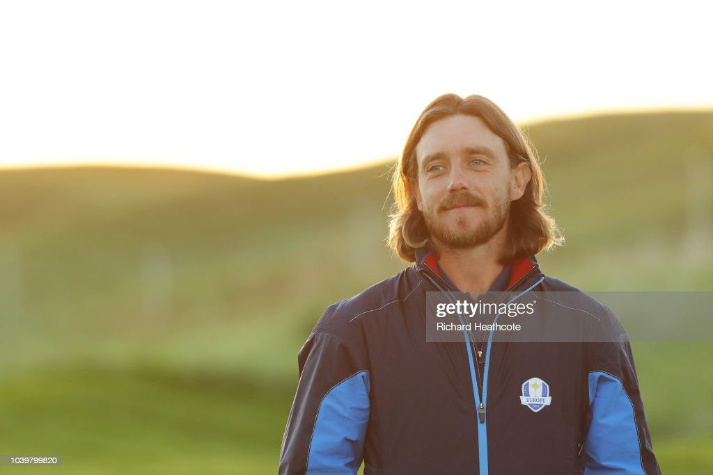 2018 Ryder Cup - European Team Photocall
