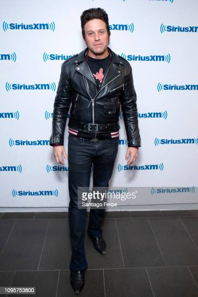 Tommy Fornario visits SiriusXM Studios on January 17 2019 in New York City