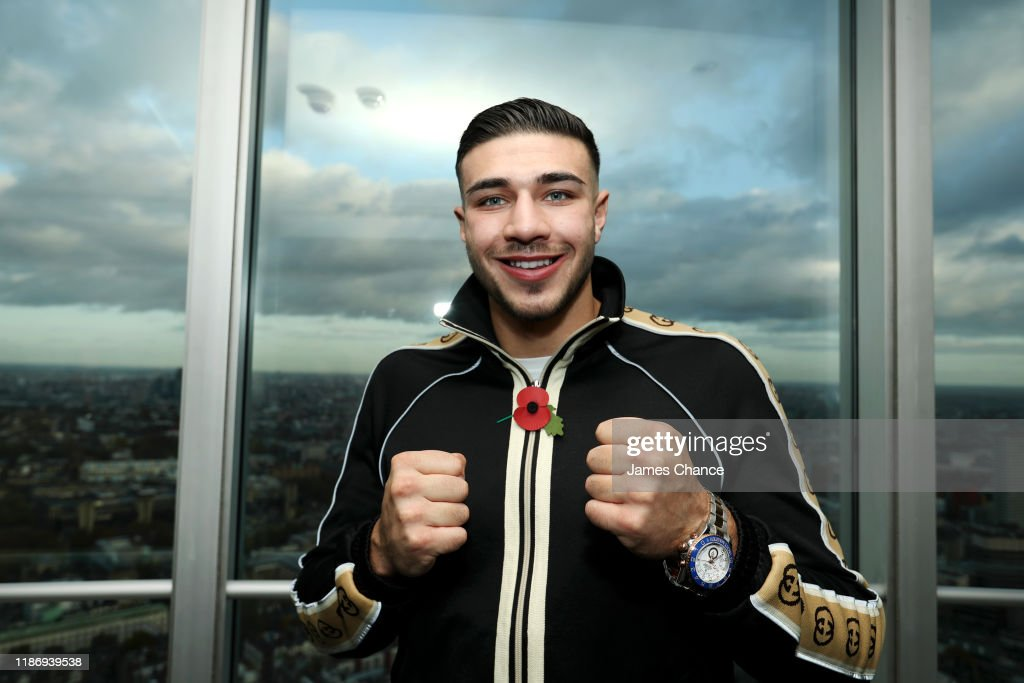 Daniel Dubois and Tommy Fury - Boxing Press Conference : News Photo