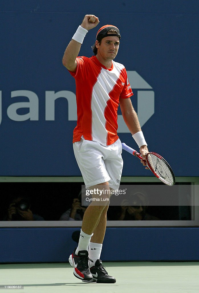 2006 US Open - Men's Singles - Fourth Round - Marat Safin vs Tommy Haas