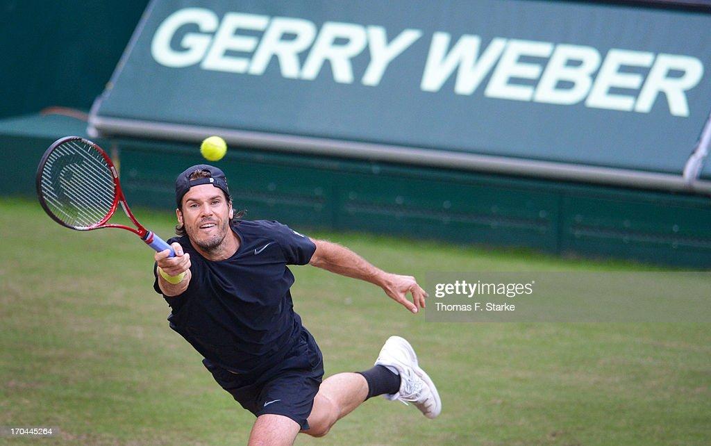 Gerry Weber Open - Day Four : ニュース写真