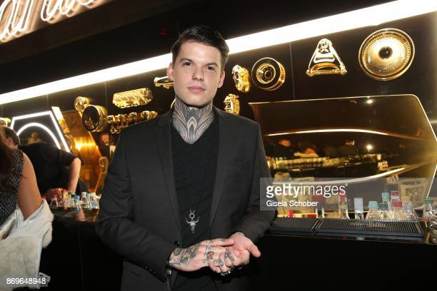 Tommy Hey during the 'When the Ordinary becomes Precious #CartierParty Berlin' at Old Power Station on November 2 2017 in Berlin Germany