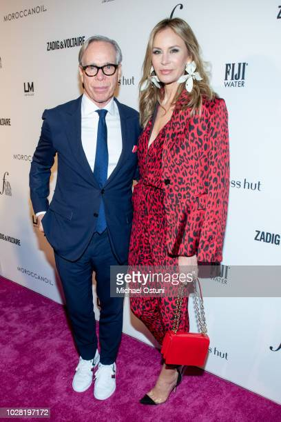 Tommy Hilfiger and Dee Hilfiger attend The Daily Front Row 6th Annual Fashion Media Awards at Park Hyatt New York on September 6 2018 in New York City