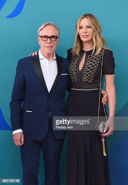 dee ocleppo tommy hilfiger stock photos and pictures