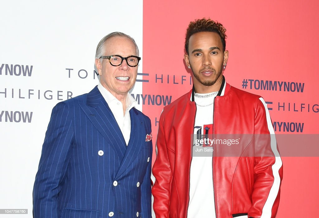 Tommy Hilfiger Presents 'Tokyo Icons' - Photocall : News Photo