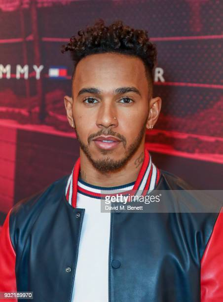 Tommy Hilfiger announces Formula One world champion Lewis Hamilton as global brand ambassador for Tommy Hilfiger Men's on March 13 2018 in London...
