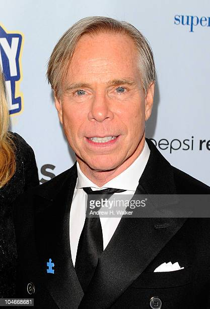 Tommy Hilfiger attends Comedy Central's Night Of Too Many Stars An Overbooked Concert For Autism Education at the Beacon Theatre on October 2 2010 in...