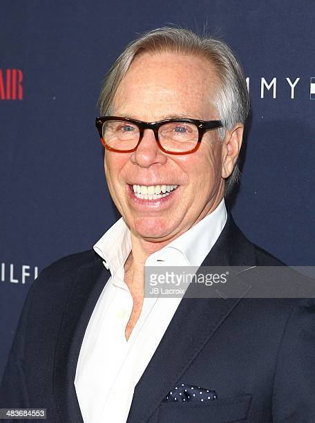 Tommy Hilfiger attends the Zooey Deschanel for Tommy Hilfiger Collection launch event at The London Hotel on April 9 2014 in West Hollywood California