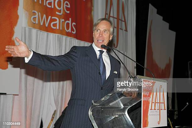 Tommy Hilfiger during 29th Annual American Image Awards 2007 - May 14, 2007 at Grand Hyatt in New York, New York, United States.