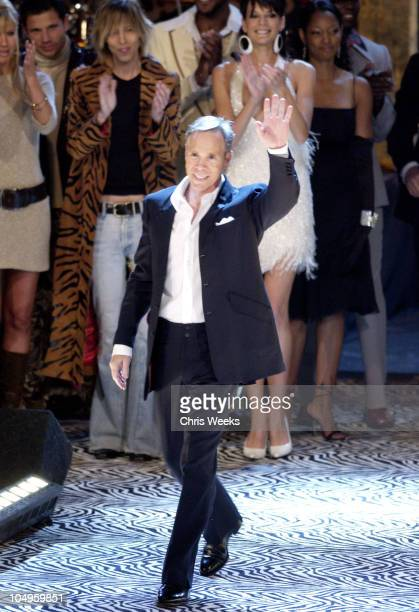 Tommy Hilfiger during The 10th Annual Race to Erase MS - Show at The Century Plaza Hotel & Spa in Century City, California, United States.