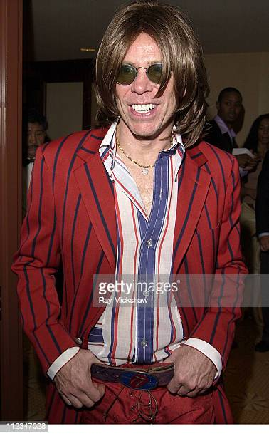 Tommy Hilfiger during The 9th Annual Race to Erase MS Co-Chaired by Nancy Davis & Tommy Hilfiger - Fashion Show at The Century Plaza Hotel in Century...